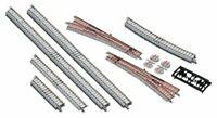 Tomix 91025 Fine Track Rail Set Sidetrack Set (Track Layout Pattern B) (N scale)