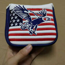 New High Quality Square Headcover Eagle Putter Cover For Taylormade Spider Tour