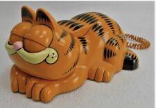 Vintage Tyco 1981 Garfield Cat Telephone