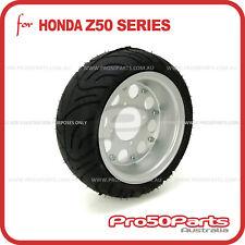 """8"""" Wheel Set 130/50-8"""" On-Road Motard Tyre for Honda Monkey Bike Z50"""