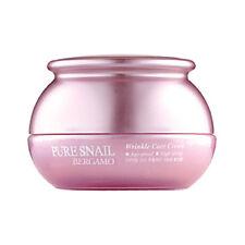 [BERGAMO] Pure Snail Wrinkle Care Cream 50g / Anti-Aging Snail Mucus Cream