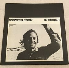 Ry Cooder - Boomer's Story. Vinyl LP. Exc. cond.