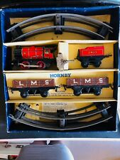 Vintage Hornby O Gauge Train Set Boxed
