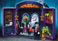 PLAYMOBIL #5638 HALLOWEEN HAUNTED HOUSE PLAY BOX SET BRAND NEW