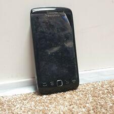 BLACKBERRY TORCH 9860 BLACK MOBILE PHONE | UNLOCKED | WORKING 9671