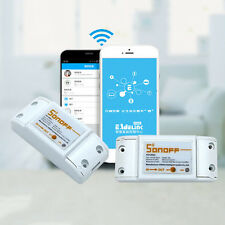 Smart Home WiFi Wireless Switch Module for Iphone Android APP DIY RS