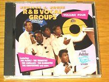 UK IMPORT DOO WOP CD - Various Artists : Jubilee & Josie R&B Vocal Groups Vol. 4
