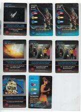 Mint//Near Mint Fleer Trading Card Game ST Organians Star Trek TCG