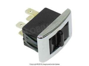 PORSCHE 911 912 (1965-1972) Window Switch LEFT or RIGHT (1) BOSCH OEM + WARRANTY