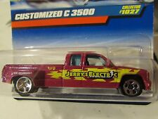 Hot Wheels Customized C 3500 #1027 Jerry's Electric