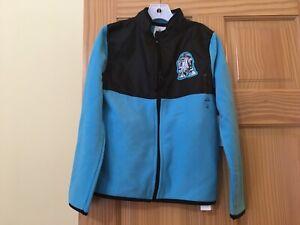New Disney Store R2-D2 Fleece Jacket Star Wars Boy Blue 7/8,9/10