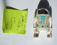 Star Wars Vintage Kenner R2-D2 droid Astromech robot 1977 Hong Kong  NICE  320