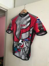 CYCLING SHIRT JERSEY PACTIMO AUDI PEPSI S CVS PGE ANTHEM HEARST castle