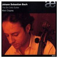 Marc Coppey, J.S. Bach - Six Cello Suites [New CD]