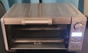 Breville BOV450XL Mini Smart Oven Countertop Toaster Oven Stainless Steel