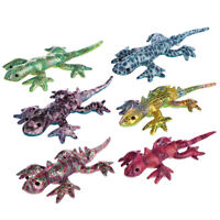 Cute Collectable MEDIUM Salamander Sand Animal Toy Party Bag Gift Stress Relief