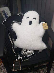 Tkmaxx Halloween Rare Ghost Cushion ☆same day ship☆