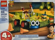 LEGO TOY STORY 4 10766 Woody & RC Set NEW!