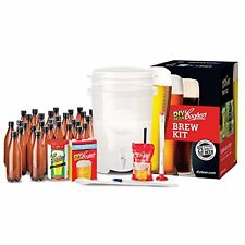 Coopers DIY Home Brewing 6 Gallon Craft Beer Making Kit Beer Brewing Starter Set