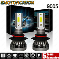 9005 LED Headlight Bulb For Toyota Sienna Camry Corolla Highlander High Beam 2x