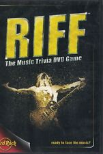 Riff: The Music Trivia DVD Game DVD / HD Video Game, 2005