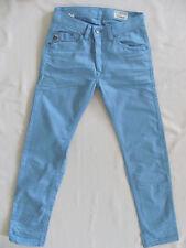 Diesel Darron Reg Slim Tapered Jeans-Slate Blue Wash 8QU- Men's Size 26-NWT $195
