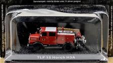 IFA TLF 15 Horch H3A DDR Feuerwehr Oldtimer Fire Engine 1:72 IXO Altaya