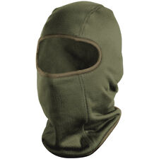 HELIKON WARM TACTICAL WINTER COMBAT 1 HOLE BALACLAVA EXTREME COLD WEATHER OLIVE