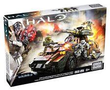 Halo Wars 2-Mega Bloks DPJ94 Jouet-UNSC Kodiak Siege cannon 868 Pièce Figure p....