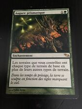 MTG MAGIC SHADOWMOOR PRISMATIC OMEN (FRENCH AUGURE PRISMATIQUE) NM