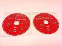 This Is The Christmas Album 2008 Various Artists Xmas 2 Disc Music CD DISCS ONLY
