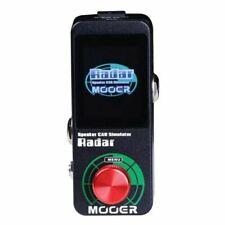 Mooer Radar Speaker Simulator Pedal