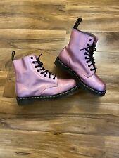 Dr Martens Pascal RS, iridescence Ladies Shoes, Size UK 7. Eu41