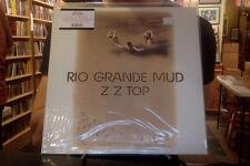 ZZ Top Rio Grande Mud LP new 180 gm vinyl RE reissue