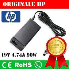 ALIMENTATORE ORIGINALE HP CQ60-200EL CQ60-200EM CQ60-201EL CQ60-202EL 90W