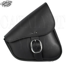 Willie & Max Leather Swingarm Bag for Harley-Davidson Sportster Swingarm Bag