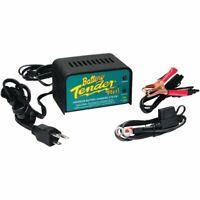Battery Tender 021-0128 1.25 Amp Battery Charger