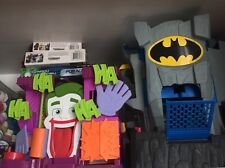 Imaginext DC Batman Superfriends Batcave And Joker Funhouse Playset No Figures