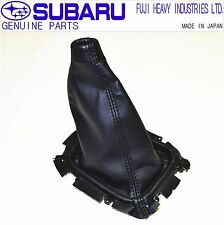 NEW!!SUBARU GC8 Impreza WRX STI/Forester Shifter Boots Cover OEM JDM FUJI HEAVY