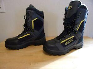 Mens Klim Snowmobile Boots