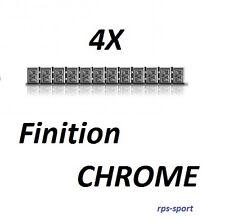 4x Barette Masse Equilibrage Chrome Nissan 300 ZX