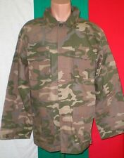 Cyprus Army CAMOUFLAGE Coat SHIRT size L