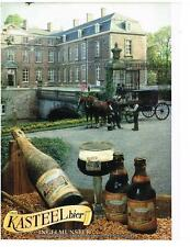 PUBLICITE ADVERTISING   1994     ASTELL bière  ingelmunster