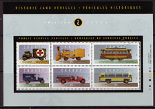 CANADA 1994 HISTORIC AUTOMOBILES 2nd ISSUE UNMOUNTED MINT, MNH