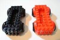 Lego Junior Car Vehicle Frame Chassis Base  4x10 Select Colour Comes with Wheels