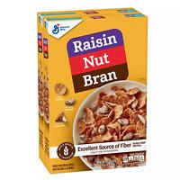 Raisin Nut Bran Breakfast Cereal (2 pk.) New