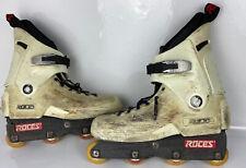 Vtg Size 11 Roces Majestic 13 Twelve Aggressive Inline Skates Rollerblades Wow