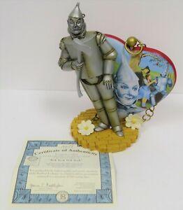 Braford Exchange Wizard of Oz: Beyond the Rainbow - Tick Tock Tick Tock w/ COA