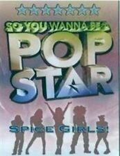 so You Wanna Be a Pop Star Spice Girls 5050457521691 DVD Region 2