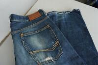 Tommy Hilfiger Herren  Comfort Jeans Hose W32 L32 stonewash used blau TOP ad17
